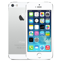 Apple iPhone 5S 16GB Silver (LTE) 4G (без Touch id)