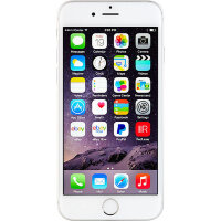 Apple iPhone 6 16GB Silver (Белый) (без Touch id)