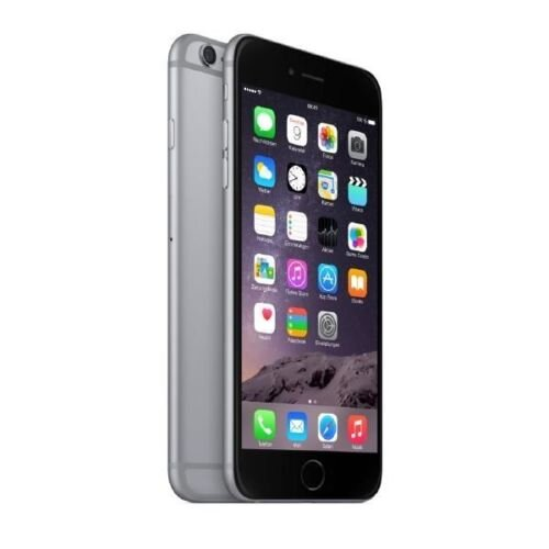 Apple iPhone 6 Plus 128GB Space Gray (Черный) (восстановленный)
