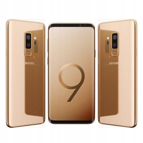 Samsung Galaxy S9 Duos 64gb Gold (Золото)