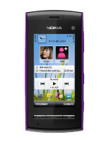 Nokia 5250 Purple