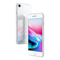 Apple iPhone 8 Plus 256 GB Silver (Серебристый)