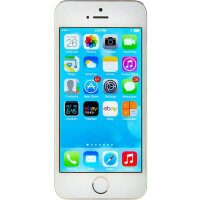 Apple iPhone 5S 64GB White&Silver (LTE) 4G