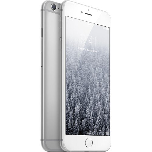 Apple iPhone 6 Plus 128GB Silver (Белый)
