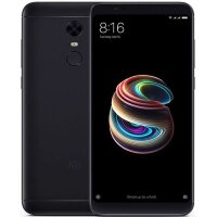 Xiaomi Redmi 5 Plus 4/64 GB Black (Черный)